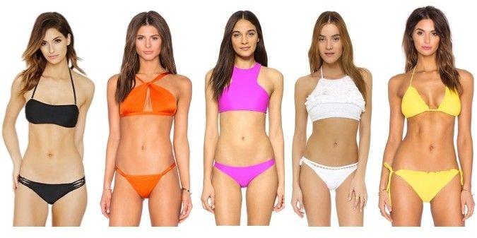12 Best Bikinis & Swimsuits 2016 - Women's Tankinis, & Bathing Suits