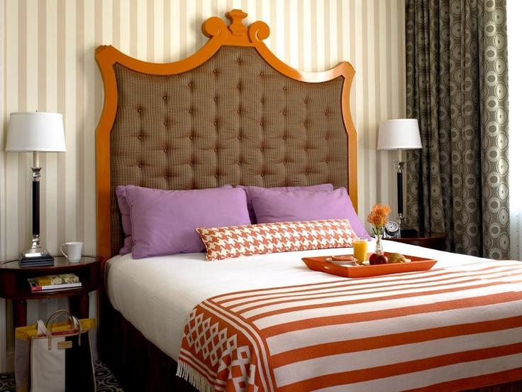 12 best hotel decor inspiration images on pinterest for Hotel monaco decor