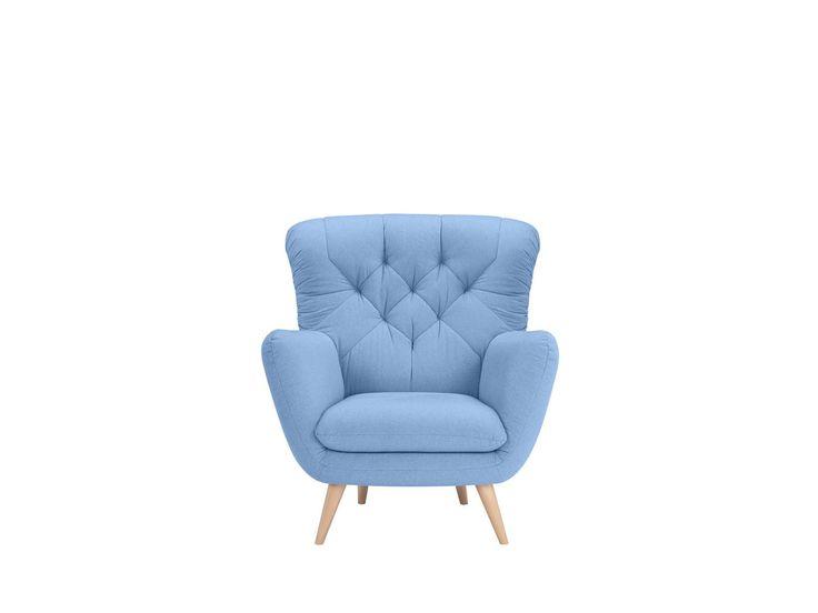Fotel Pirjo Es 100cm x 109cm x 97cm – salon meblowy BRW