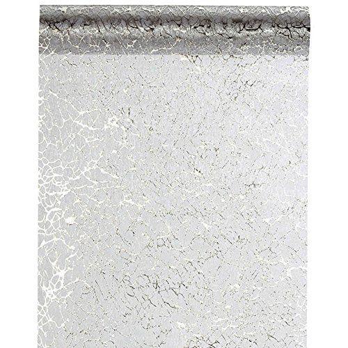 Tischläufer Organza silber ca. 28cm x 5m- Dekostoff - Dekoration zur Hochzeit oder Feier - 2929 Santex http://www.amazon.de/dp/B00766H2V6/ref=cm_sw_r_pi_dp_vmjOwb004FS50
