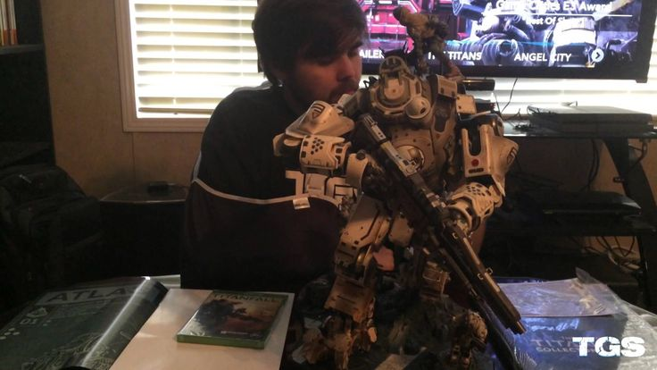 Titanfall Collector's Edition Unboxing