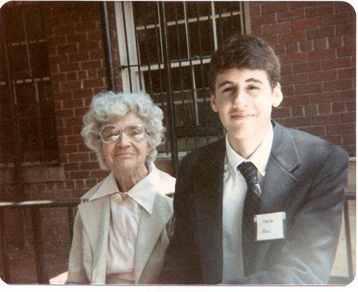 Mo Rocca's Grandma & Mo Rocca