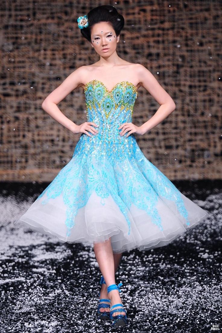 74 best Fashion: Michael Cinco images on Pinterest | Michael cinco ...