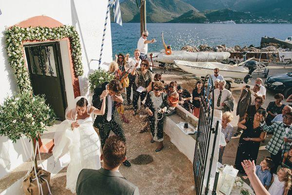 Φθινοπωρινος γαμος σε γραφικο χωριο | Άντρεα & Γιαννης - Love4Weddings