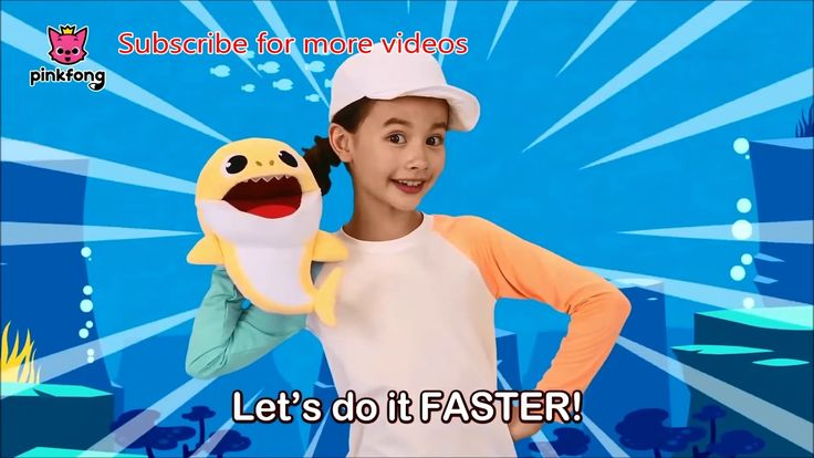 Baby Shark Pinkfong TOYS let`s play together DANCE with ...