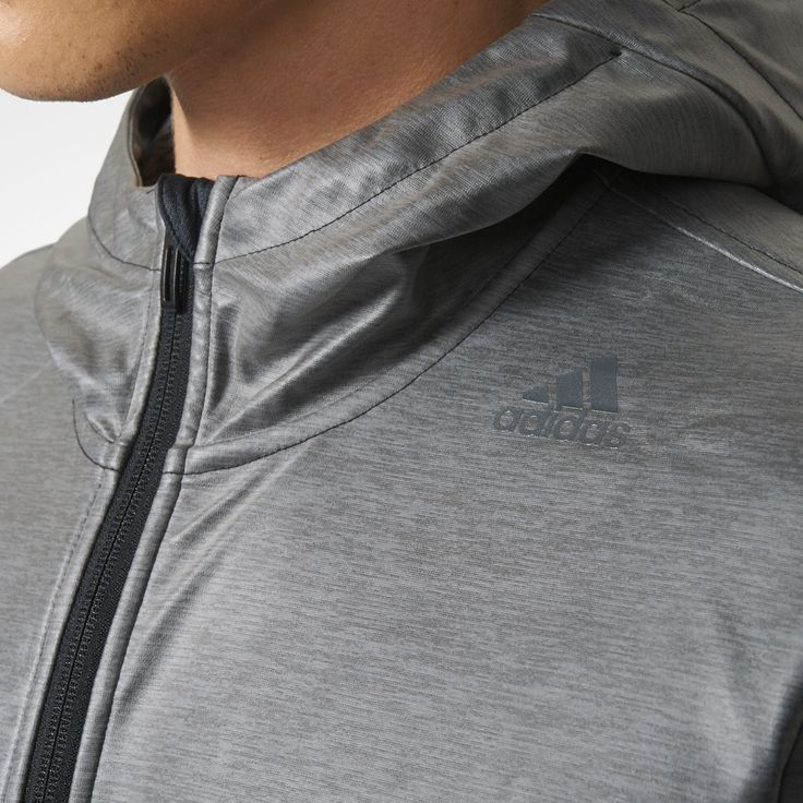 adidas - Cool 365 Transformer Trainingsjack met Capuchon