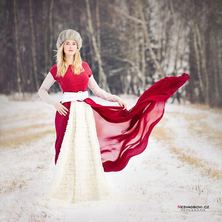 Zimní královna Petra