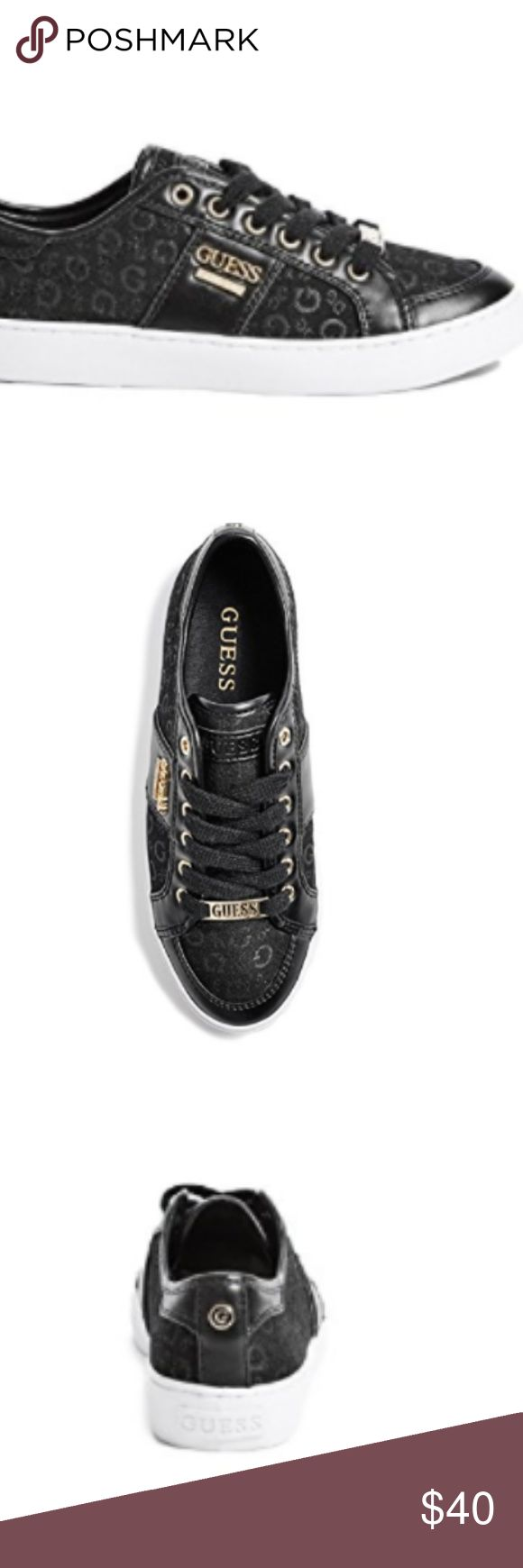 New in box GUESS Women's BLUME LOW-TOP SNEAKERS New in box guess BLUME LOW-TOP SNEAKERS, Logo-Embossed. Size 8. Price is firm at $31 Guess Shoes Sneakers