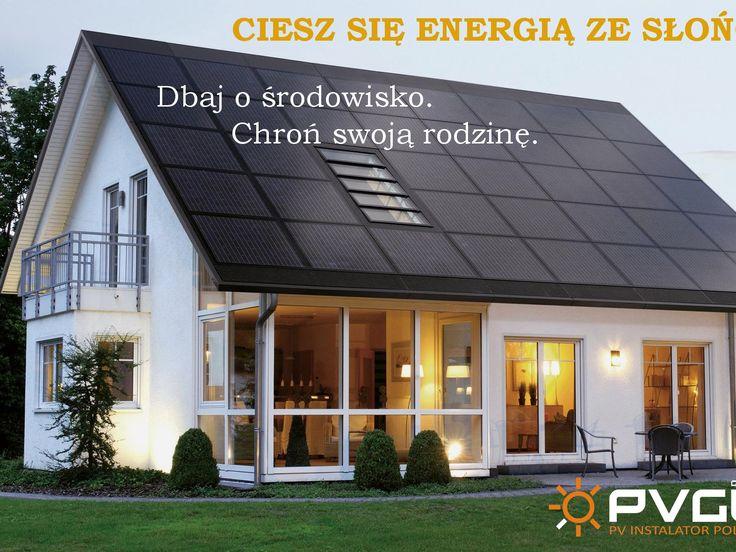 PV Instalator Polska - Prąd ze słońca, Energia słoneczna, Solary