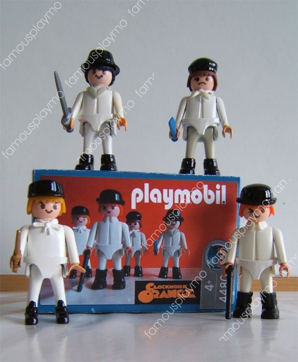 A Clockwork Orange playmobil