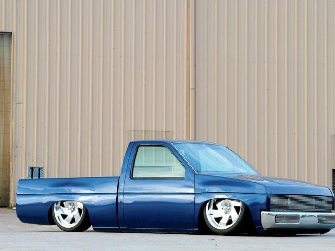 1992 Nissan Hardbody Mini Truck - Back To Scratch