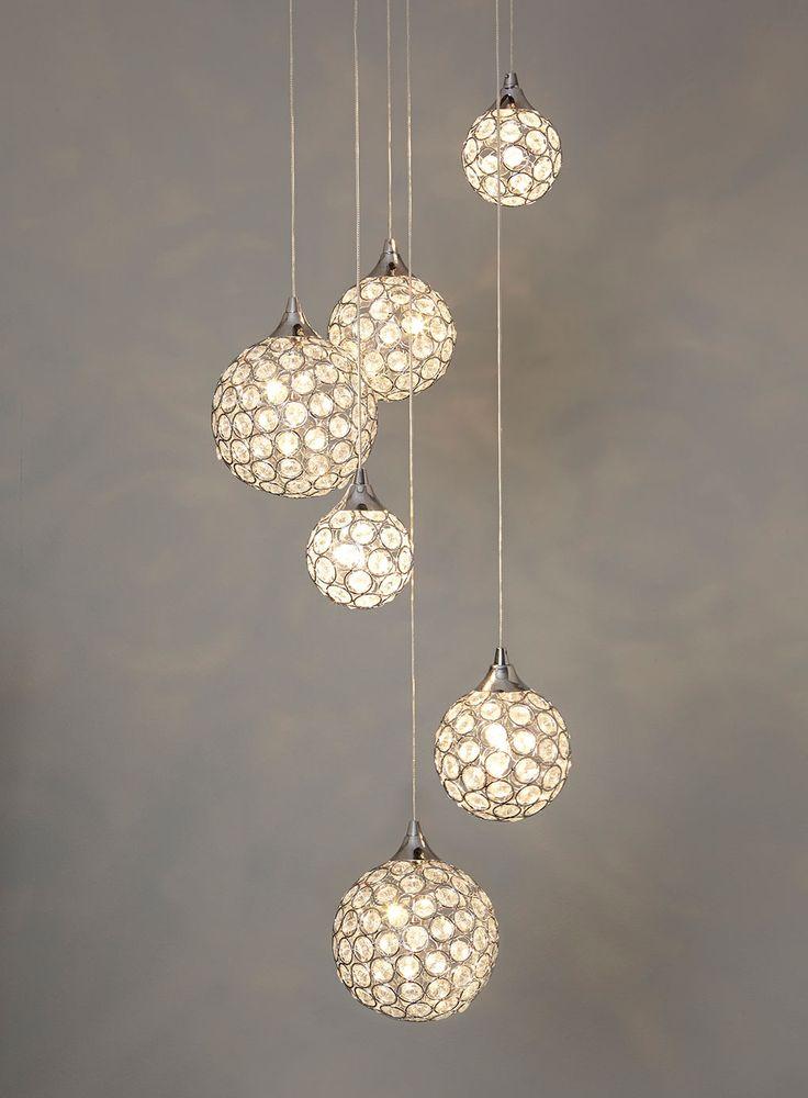Oriana 6 light cluster