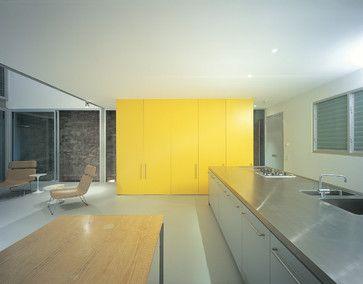 Dodds House modern kitchen