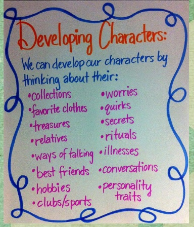 fictional characters for college essay According to college folklore, a well-turned essay has the power to seduce  or  tell of a fictional character or creative work that has profoundly.