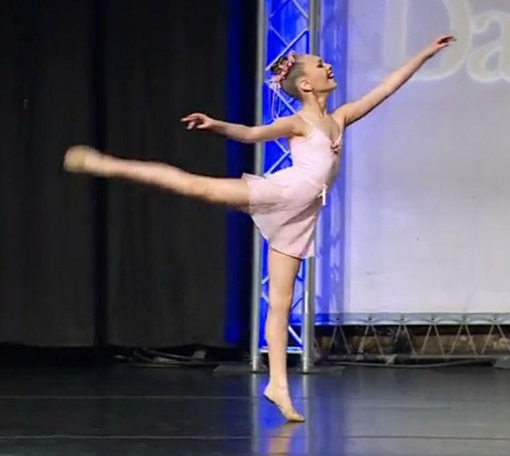 Maddie solo Ballerina  QUEEN MADDIE   Dance moms