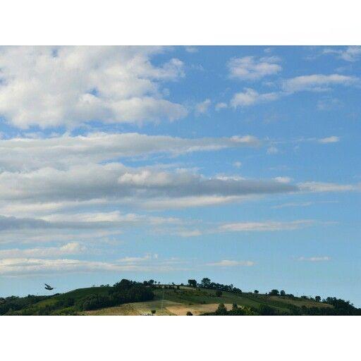 #landscape #hill