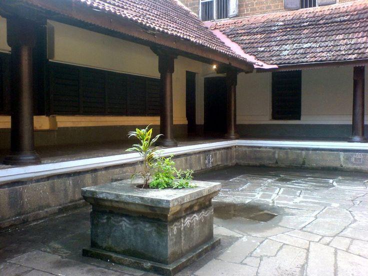 from the past... Classic nadumuttam of Varikkasseri mana... near Ottapalam town, Palakkad district,Kerala