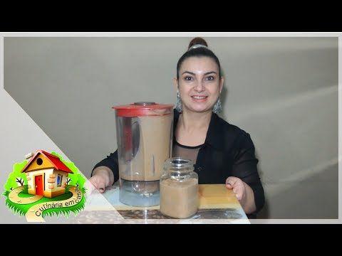 VITAMINA PARA ENGORDAR E GANHAR MASSA MUSCULAR - Culinária em Casa - YouTube