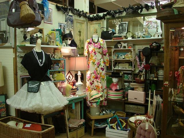 325 best images about vintage clothing shop on Pinterest
