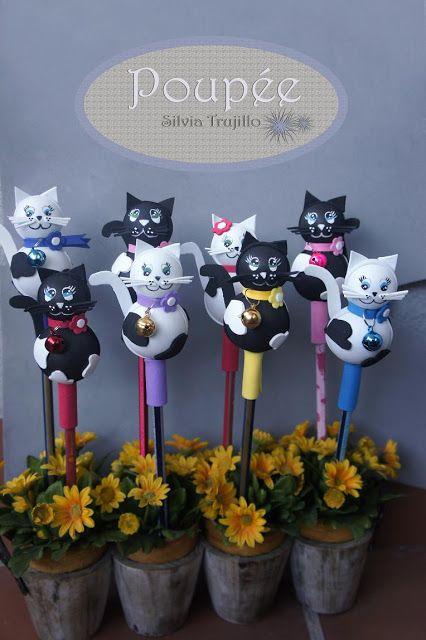 Poupée ST: Mis gatitos