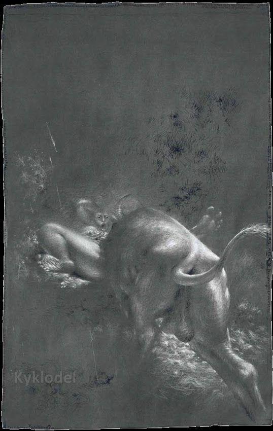 Василий Ситников (Россия, 1915 - 1987). Art picture - «Впечатления дороже знаний...»