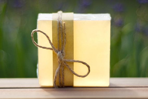 Chai Almond Scented Soap With Optional Natural Loofah - SLS-FREE Sweet Fusions Collection