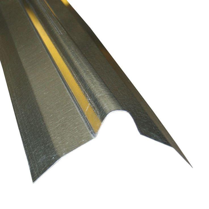 Union Corrugating Ridge Roll 10 In X 120 In Steel Roof