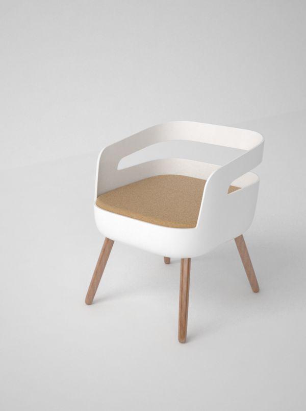 M' chair