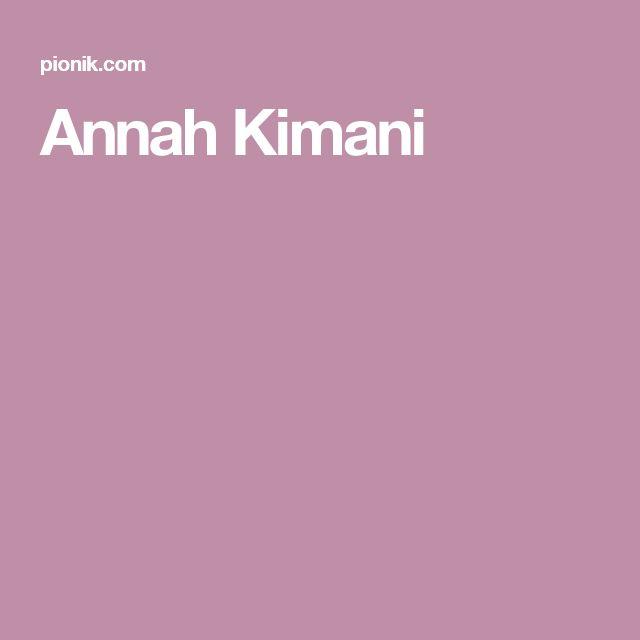 Annah Kimani