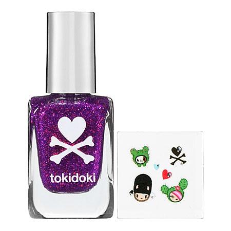 tokidoki Nail Confetti | SephoraConfetti Nails, Tokidoki Nails, Art Stickers, Nails Art, Nailart, Glitter Nails, Nails Polish, Nail Art, Nails Confetti