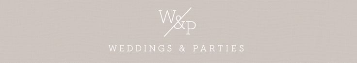 W by Danielle -- Cleveland wedding designer