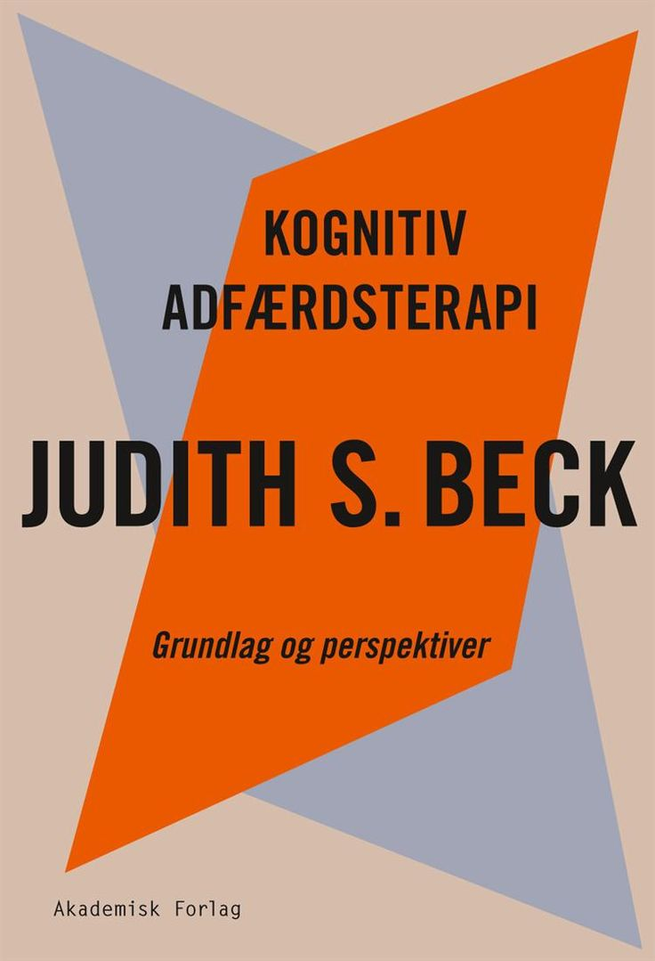Kognitiv adfærdsterapi - 9788750042884 - Bog af Judith S. Beck