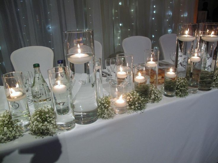 46 best wedding top table flowers images on pinterest wedding top table junglespirit Images