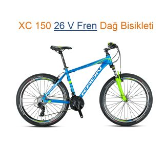 Kron XC 150 26 V Dağ Bisikleti 2017 Model