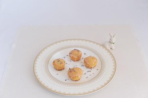Cupcake con Glassa al limone e fiori di lavanda – La Cucina Psicola(va)bile di Iaia & Maghetta Streghetta