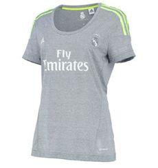 Camiseta Mujer 2ª Equipacion Real Madrid 2015/2016