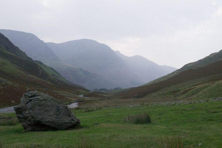 Honister Pass - Lake District, England (Sept '16)