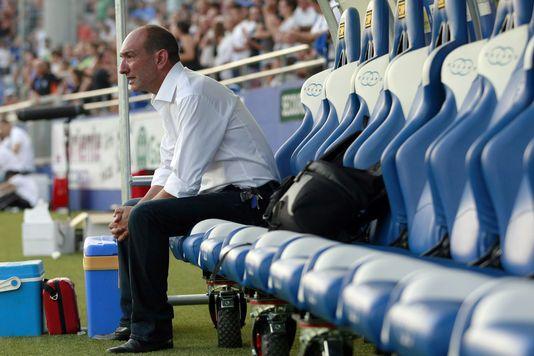 Le football corse est une nouvelle fois dans le collimateur de la justice. - Pierre-Marie Geronimi, président du sporting club de Bastia.
