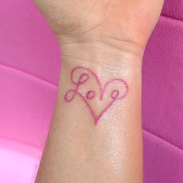 Something I might consider in memory of my Mom Mom who has since passed due to Breast Cancer