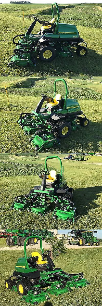 Riding Mowers 177021: New 2016 John Deere 9009A Terraincut Rough Mower #148952 -> BUY IT NOW ONLY: $50000 on eBay!