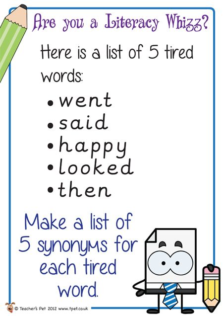 Key stage 2 homework help