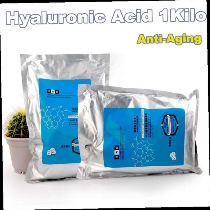 47.04$  Buy here - http://ali1pu.worldwells.pw/go.php?t=1194376786 - 1Kilo Hyaluronic Acid Mask Powder Anti Aging Agless Moisturizing Soft  Rejuvenation Beauty Equipment Free shipping
