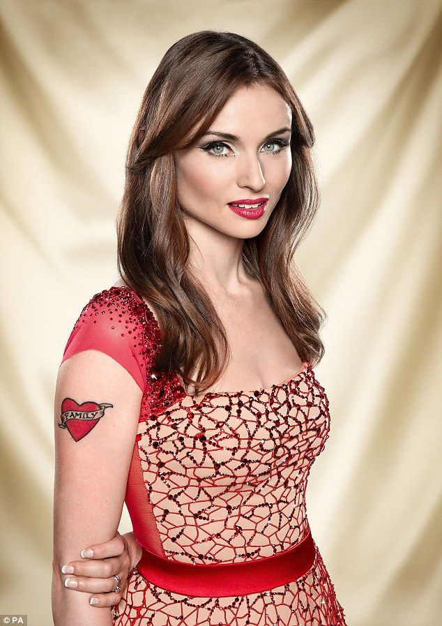 Putting on her dancing shoes: Sophie Ellis-Bextor will be putting her moves on show once again