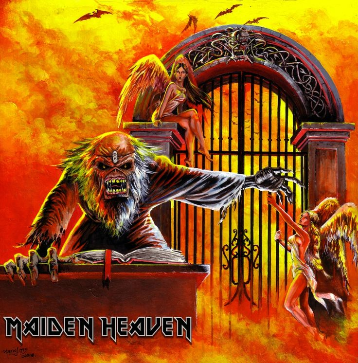 eddie iron maiden images   Eddie Hunter de Iron Maiden!! - Taringa!