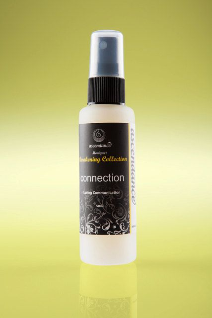 CONNECTION MIST Loving Communication. Use to Open & Enhance Communication, Understanding, Empathy, Commitment, Openness, Trust, Releases Family Patterns, Release Inhibitions. by MoniquesCollection, $23.00