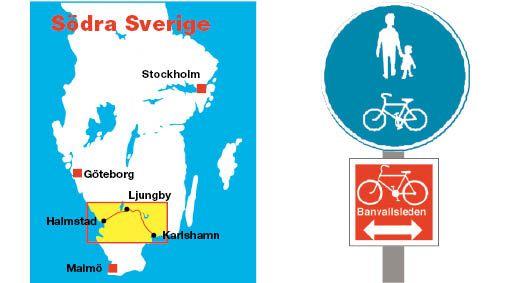 www.banvallsleden.se - Svenska Cykelsällskapet - Presentation