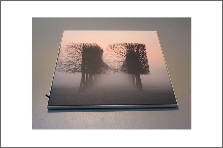Nous pouvons imprimer sur tissus, toutes sortes d'images ! Cadre tissu tendu