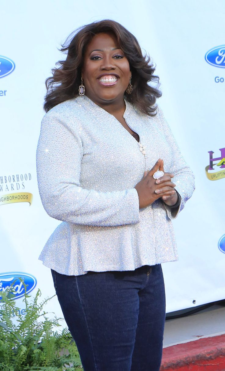 Sheryl Underwood - Sheryl is one of the funniest people on earth. She shares personal stories that would make most people bitter...but she has thrived through it all!