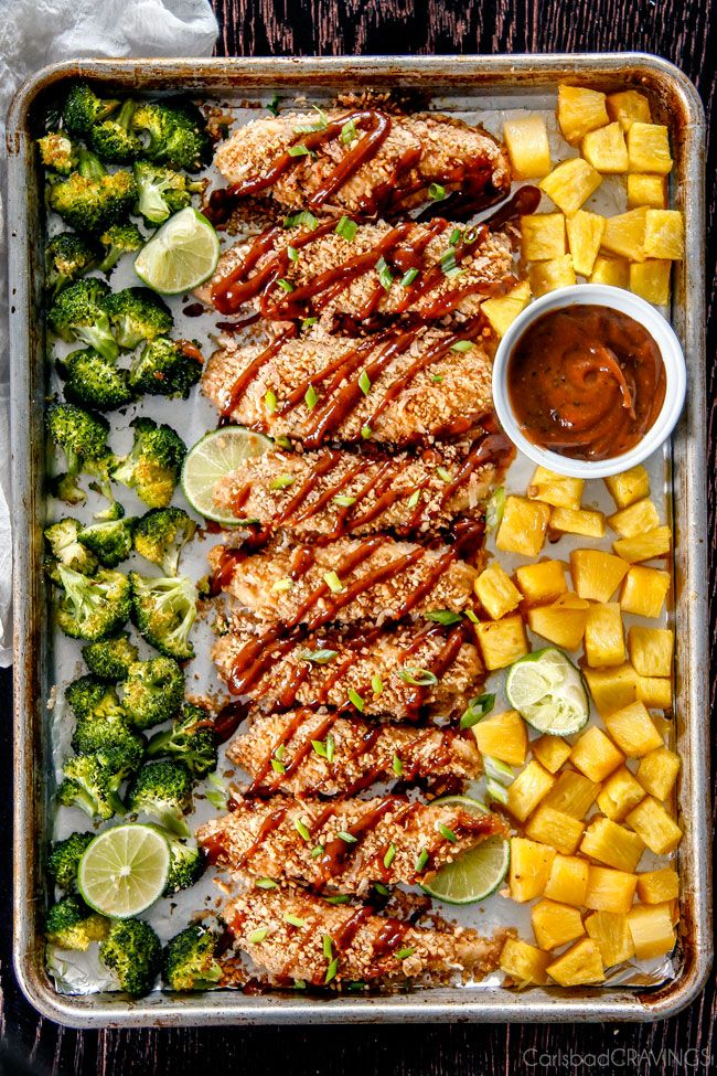 Have you ever heard of Sheet Pan Dinner Recipes? If you haven't, it's going to be a major game changer! Sheet Pan Dinner Recipes make preparation and clean up so simple.