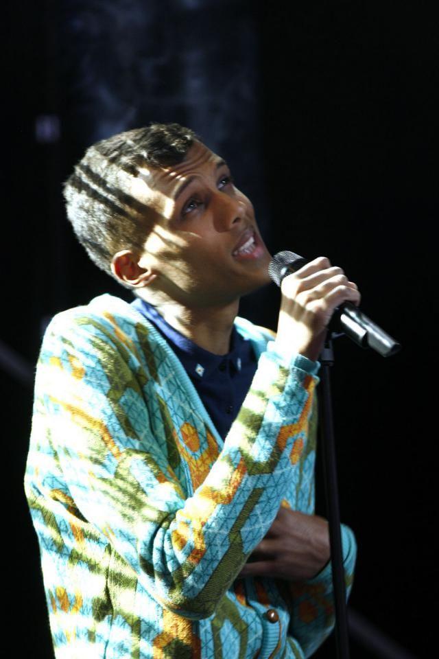 Stromae enorme concert hier à Brest.. inoubliable